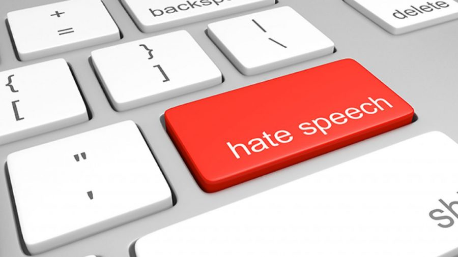 Hate speech, propaganda and incitement to violence.
