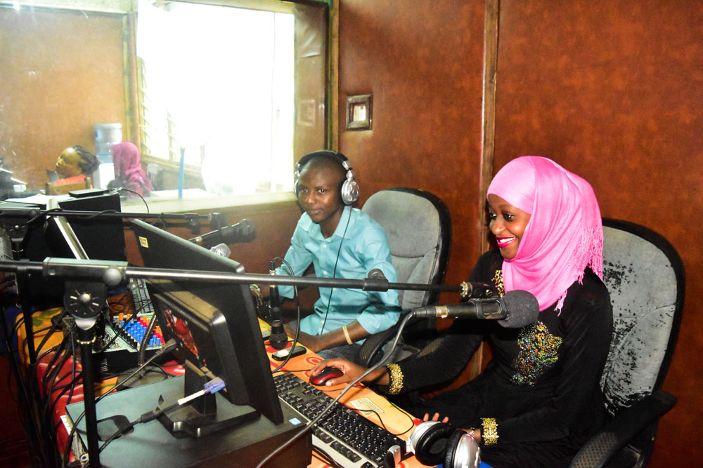 Empowering community radios with ICT