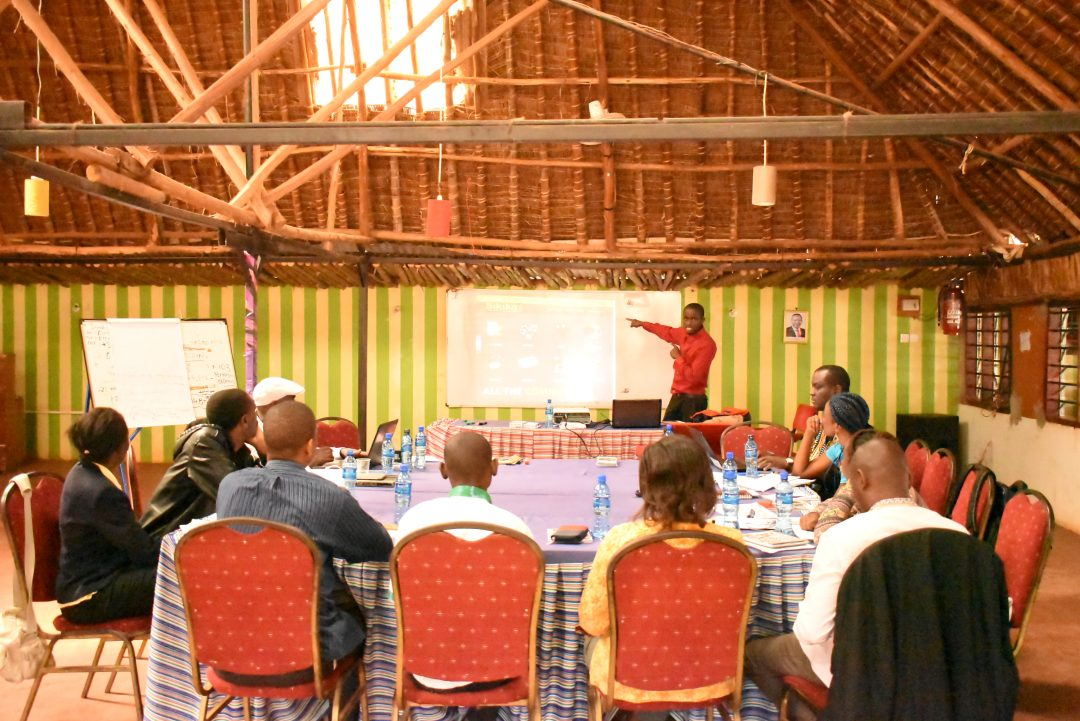Enhancing collaboration and engagements of community media in Kenya to generate and disseminate content on transparency and accountability.